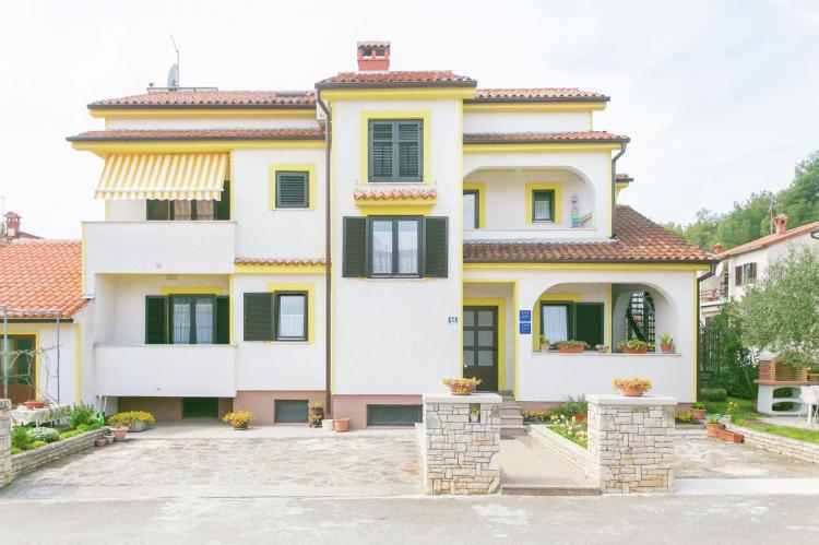 Holiday homeCroatia - Istra: Apartment Matosevic II mit Balkon in der Nähe des   [1]