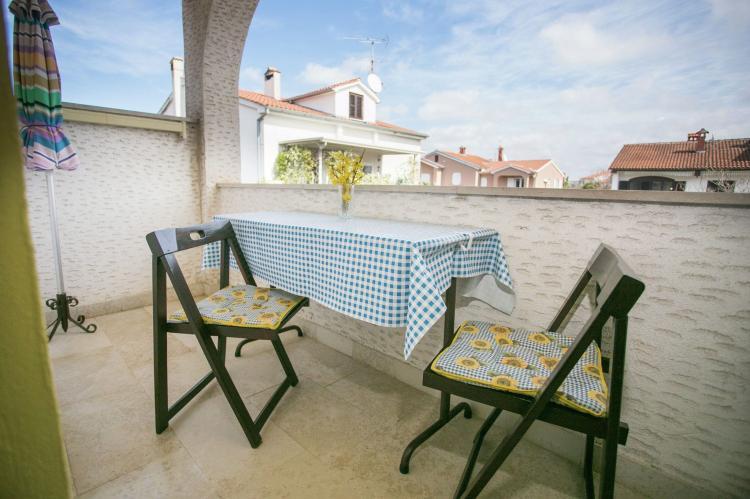 Holiday homeCroatia - Istra: Apartment Matosevic II mit Balkon in der Nähe des   [14]