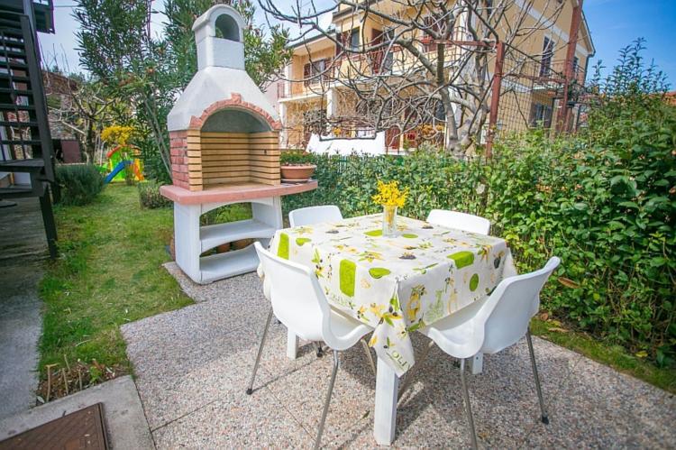 VakantiehuisKroatië - Istrië: Apartment Matosevic III with Roof Terrace - Porec  [18]