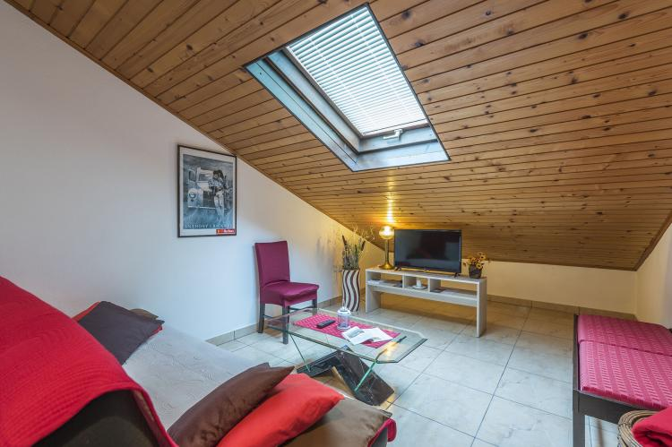 VakantiehuisKroatië - Istrië: Apartment Matosevic III with Roof Terrace - Porec  [1]