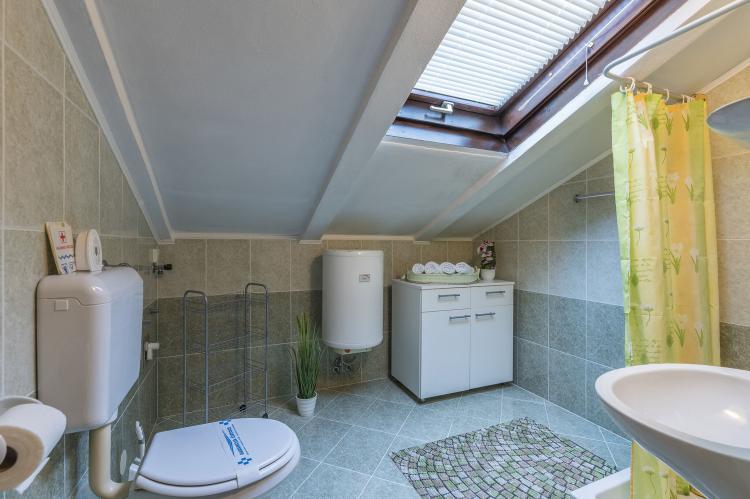 VakantiehuisKroatië - Istrië: Apartment Matosevic III with Roof Terrace - Porec  [13]