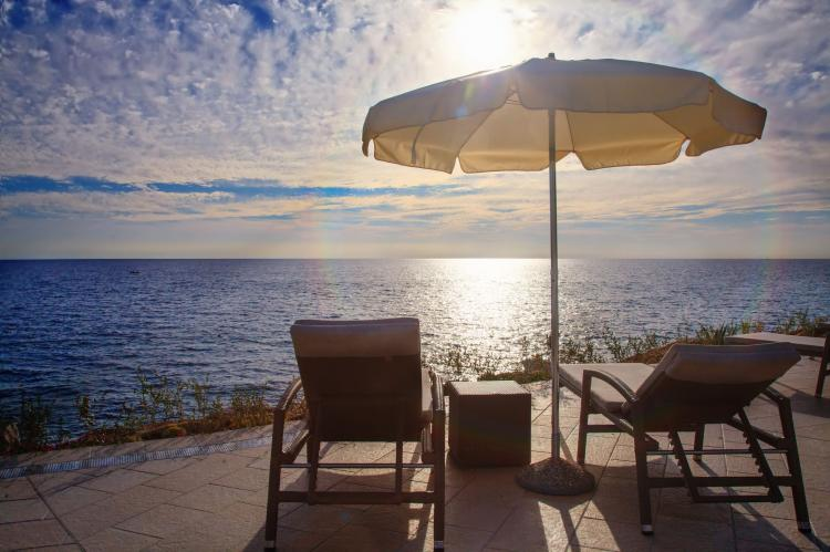 VakantiehuisKroatië - Istrië: Apartment Matosevic III with Roof Terrace - Porec  [21]