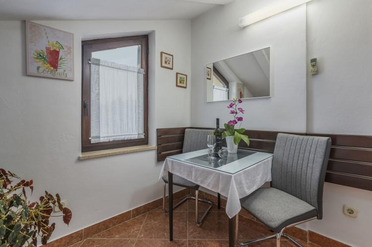 VakantiehuisKroatië - Istrië: Apartment Matosevic III with Roof Terrace - Porec  [11]