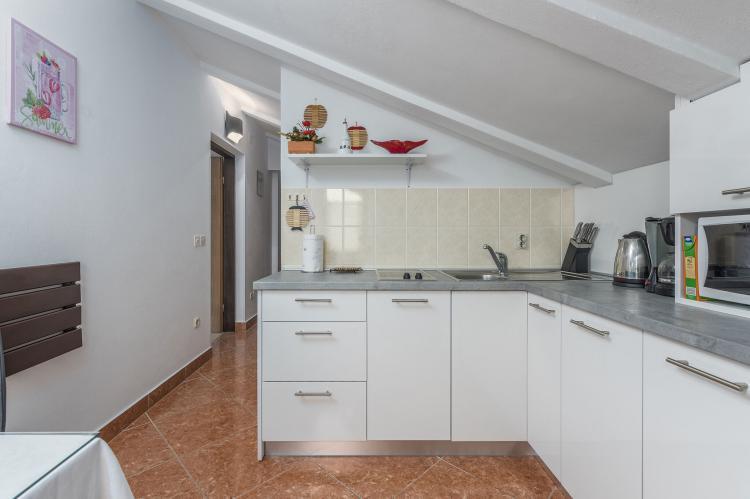 VakantiehuisKroatië - Istrië: Apartment Matosevic III with Roof Terrace - Porec  [9]