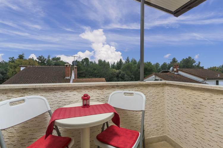 VakantiehuisKroatië - Istrië: Apartment Matosevic III with Roof Terrace - Porec  [4]