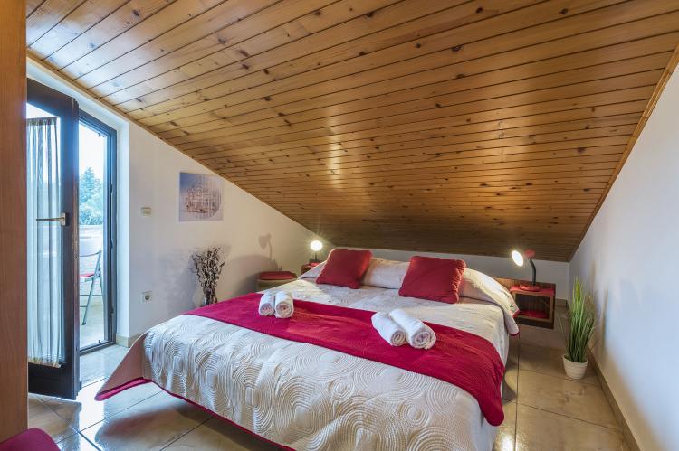 VakantiehuisKroatië - Istrië: Apartment Matosevic III with Roof Terrace - Porec  [2]