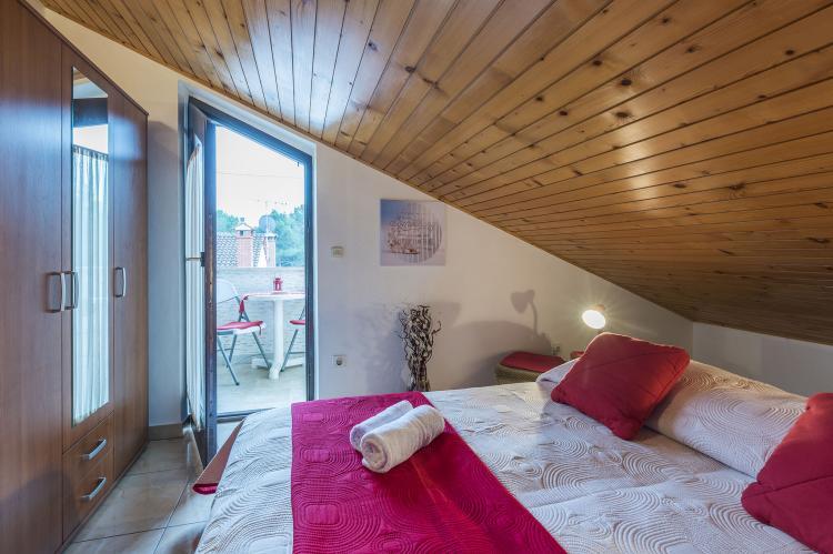 VakantiehuisKroatië - Istrië: Apartment Matosevic III with Roof Terrace - Porec  [12]