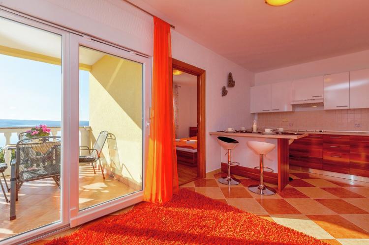 VakantiehuisKroatië - Kvarner: Apartment Dramalj  [5]
