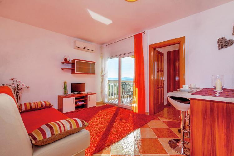 VakantiehuisKroatië - Kvarner: Apartment Dramalj  [3]
