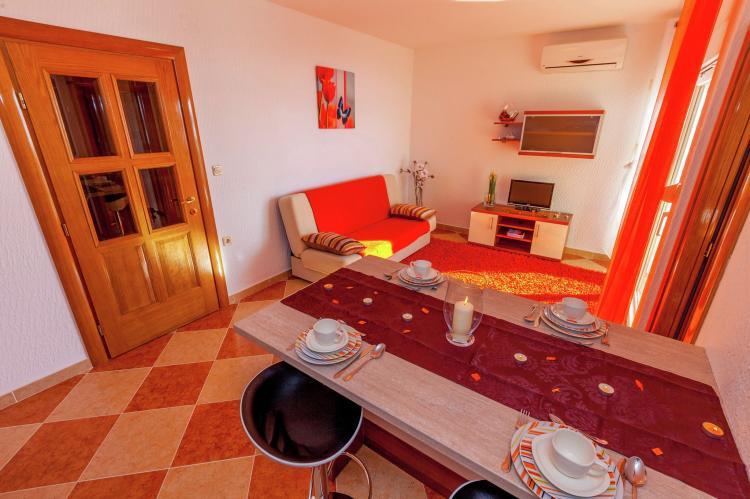 VakantiehuisKroatië - Kvarner: Apartment Dramalj  [4]