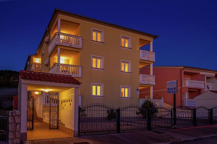 VakantiehuisKroatië - Kvarner: Apartment Dramalj  [1]