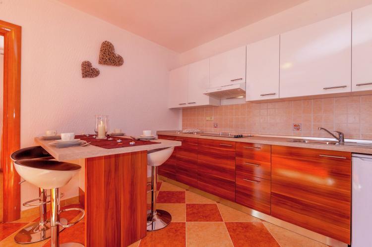 VakantiehuisKroatië - Kvarner: Apartment Dramalj  [6]