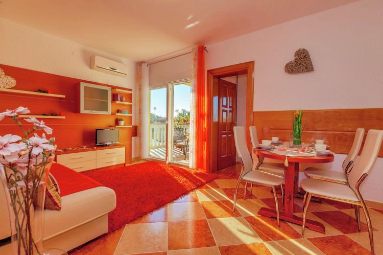 VakantiehuisKroatië - Kvarner: Apartment Kvarner  [4]