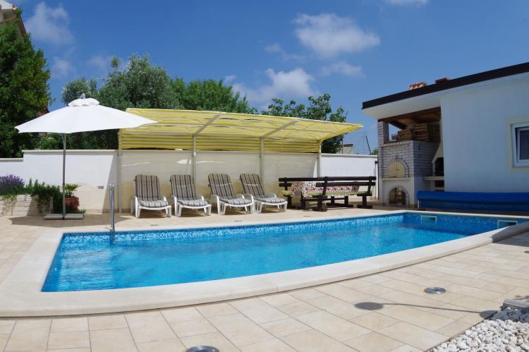 VakantiehuisKroatië - Istrië: House Mia  [6]