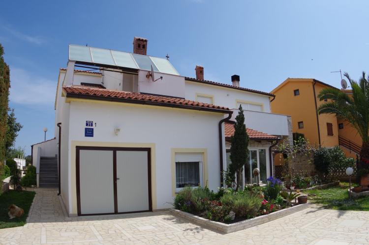 VakantiehuisKroatië - Istrië: House Mia  [3]