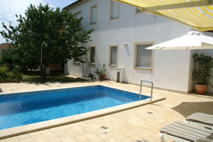 VakantiehuisKroatië - Istrië: House Mia  [4]