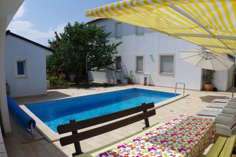 VakantiehuisKroatië - Istrië: House Mia  [29]