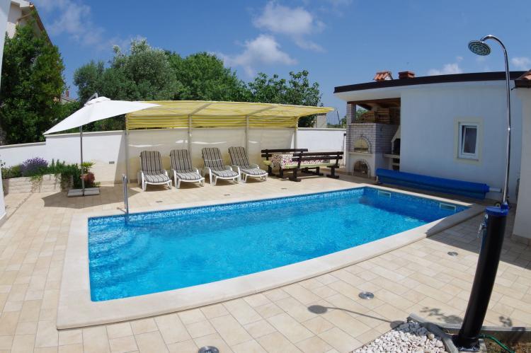 VakantiehuisKroatië - Istrië: House Mia  [1]