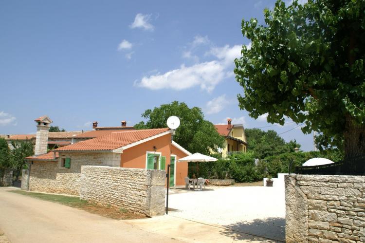 VakantiehuisKroatië - Istrië: St Kirin  [6]