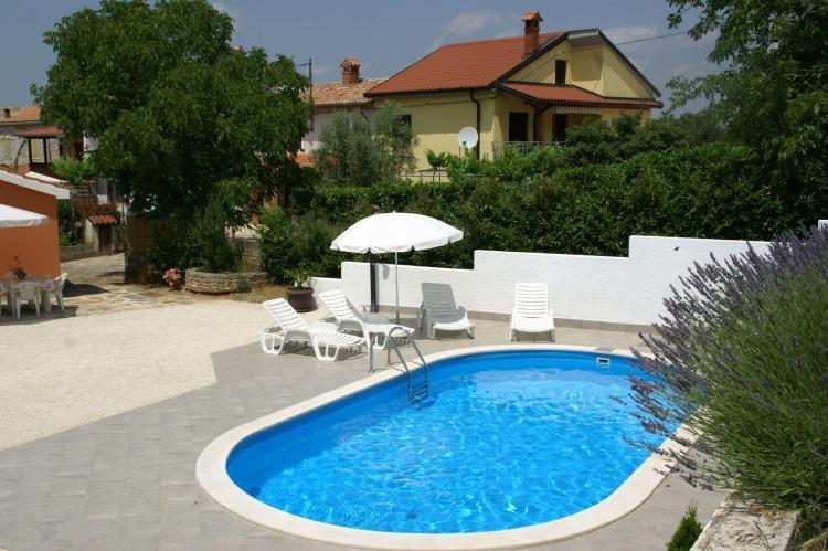 VakantiehuisKroatië - Istrië: St Kirin  [11]