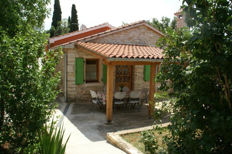 VakantiehuisKroatië - Istrië: St Kirin  [5]