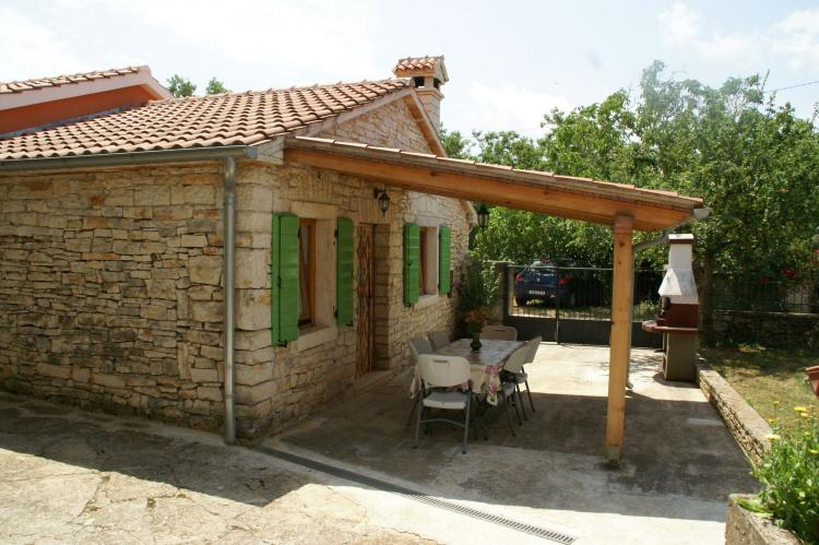 VakantiehuisKroatië - Istrië: St Kirin  [27]