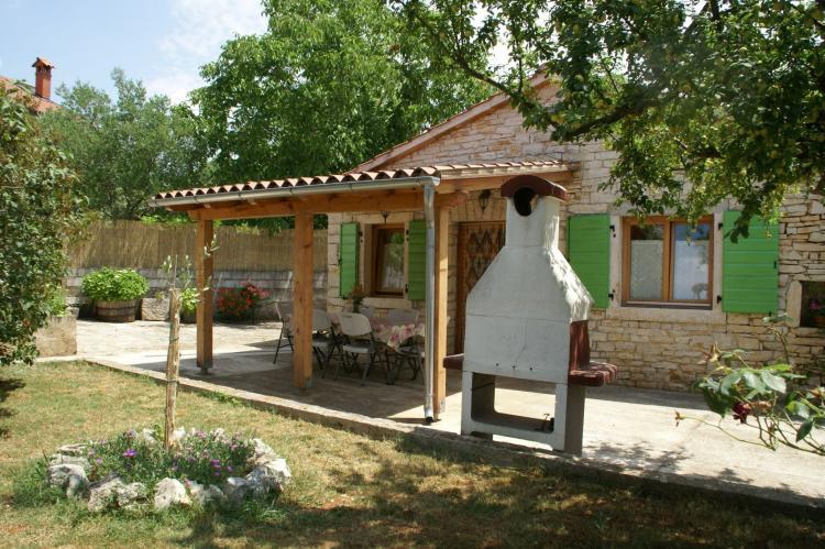 VakantiehuisKroatië - Istrië: St Kirin  [32]