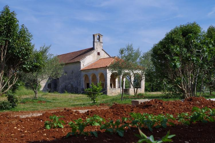 VakantiehuisKroatië - Istrië: St Kirin  [35]