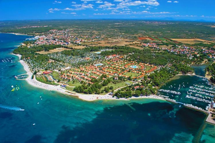 VakantiehuisKroatië - Istrië: St Kirin  [37]