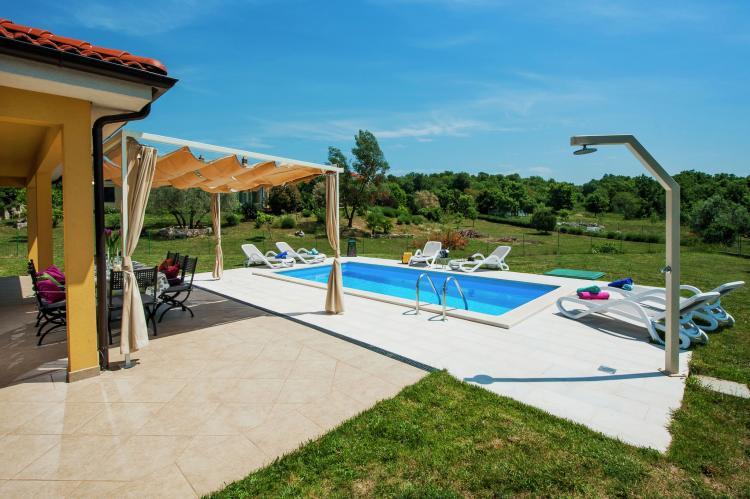 VakantiehuisKroatië - Istrië: Villa Sorici  [6]