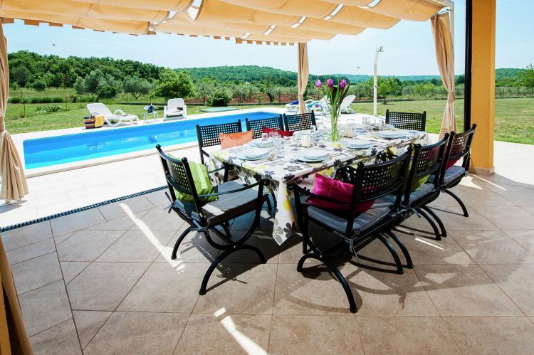 VakantiehuisKroatië - Istrië: Villa Sorici  [27]