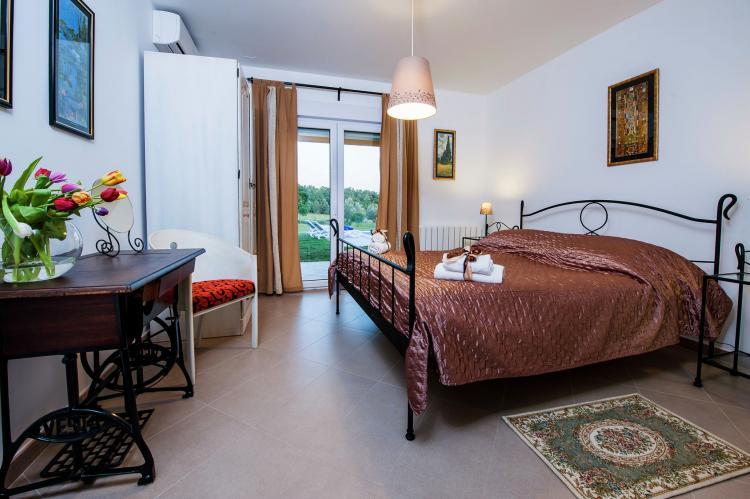 VakantiehuisKroatië - Istrië: Villa Sorici  [16]