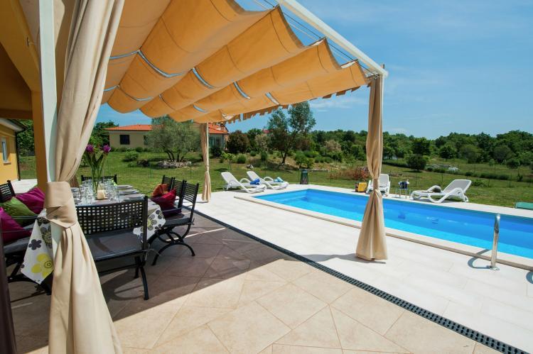 VakantiehuisKroatië - Istrië: Villa Sorici  [7]