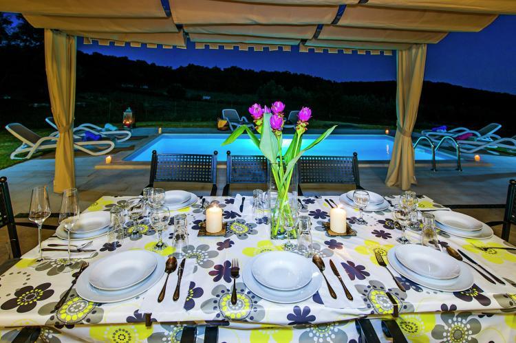 VakantiehuisKroatië - Istrië: Villa Sorici  [40]