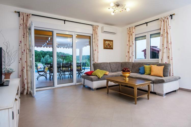 VakantiehuisKroatië - Istrië: Villa Sorici  [9]