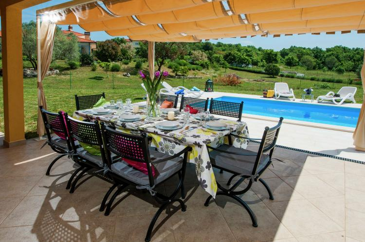 VakantiehuisKroatië - Istrië: Villa Sorici  [29]