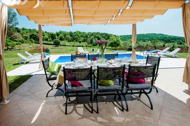 VakantiehuisKroatië - Istrië: Villa Sorici  [2]