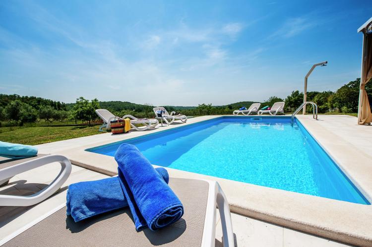 VakantiehuisKroatië - Istrië: Villa Sorici  [5]