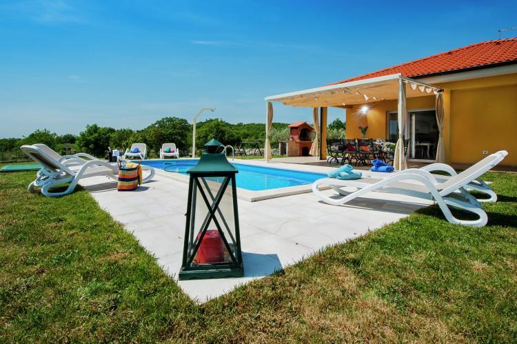 VakantiehuisKroatië - Istrië: Villa Sorici  [1]
