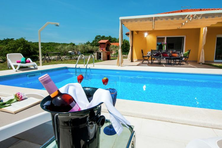 VakantiehuisKroatië - Istrië: Villa Sorici  [38]