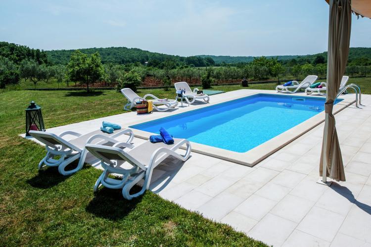 VakantiehuisKroatië - Istrië: Villa Sorici  [4]