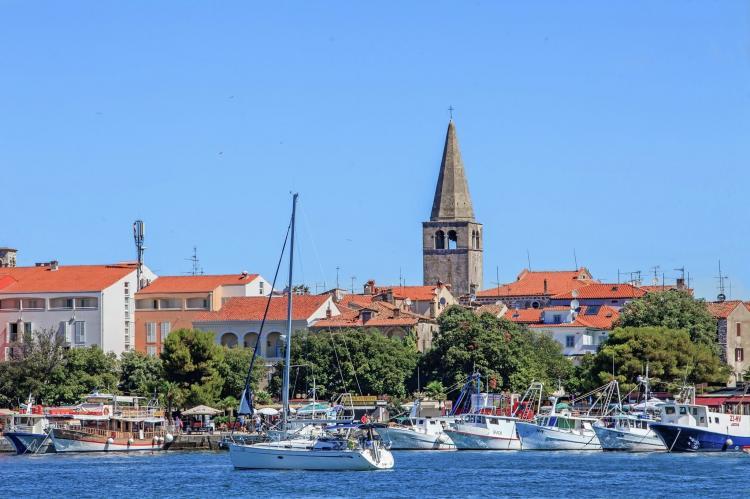 VakantiehuisKroatië - Istrië: Two-Bedroom Villa Bella Vista with Sea View  [31]