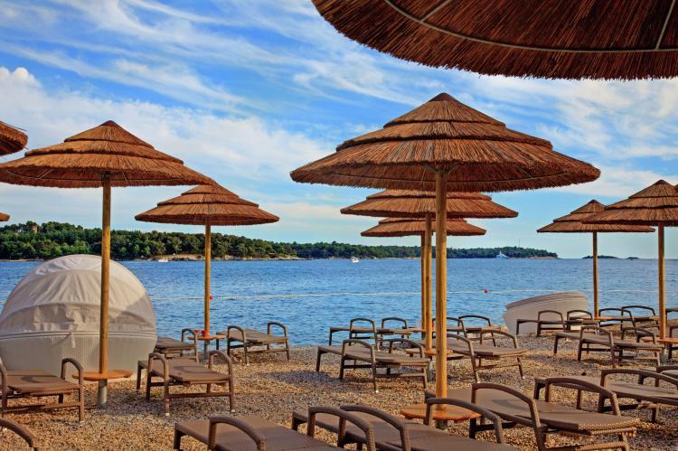 FerienhausKroatien - Istrien: Two-Bedroom Villa Bella Vista with Sea View  [29]