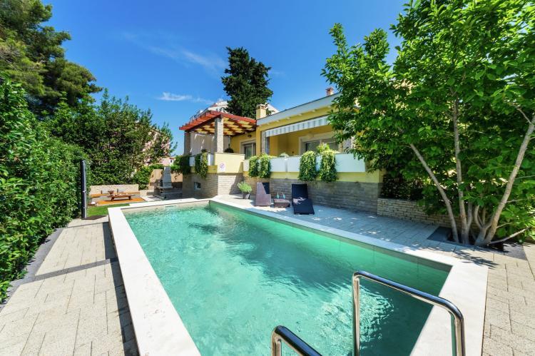 Holiday homeCroatia - Northern Dalmatia: Villa Luna  [1]