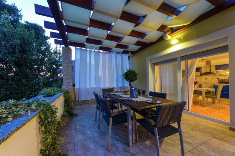 Holiday homeCroatia - Northern Dalmatia: Villa Luna  [10]