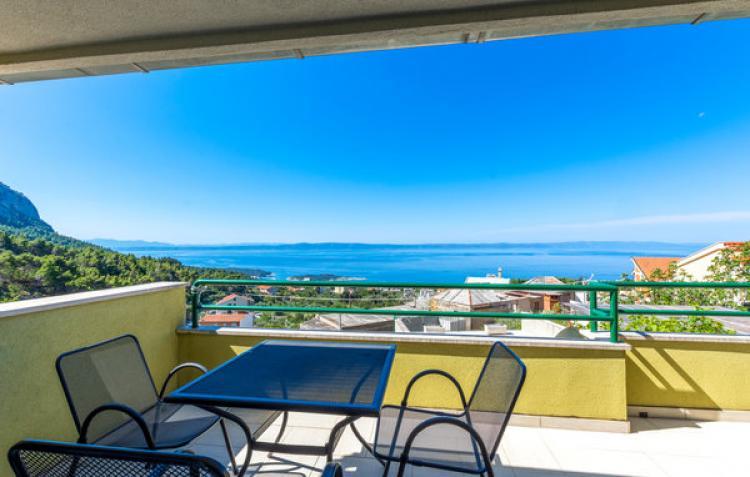 VakantiehuisKroatië - Midden Dalmatië: Makarska  [10]