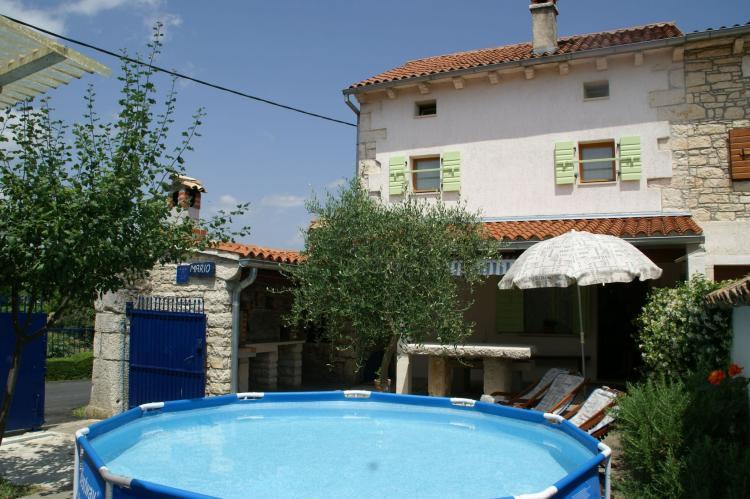 Holiday homeCroatia - Istra: Casa Mario  [1]