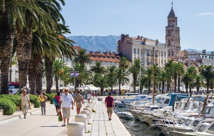 Holiday homeCroatia - Central Dalmatia: Split  [43]