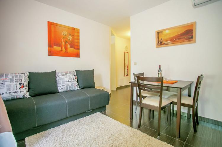 Holiday homeCroatia - Istra: Apartment Kardumovic II Brown with Garden View  [6]