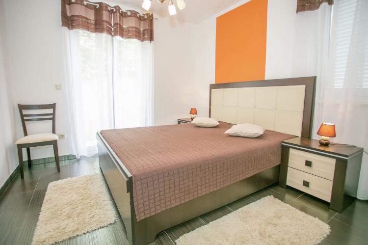 Holiday homeCroatia - Istra: Apartment Kardumovic II Brown with Garden View  [11]